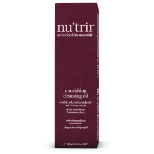 nu'trir Nourishing Cleansing Oil 100ml