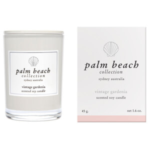 Palm Beach Collection Mini Candle Vintage Gardenia 45g