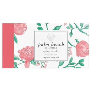 Palm Beach Collection Organic Body Bar Soap Watermelon