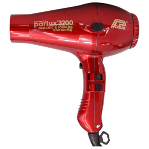 Parlux 3200 Ceramic and Ionic Dryer 1900W - Red
