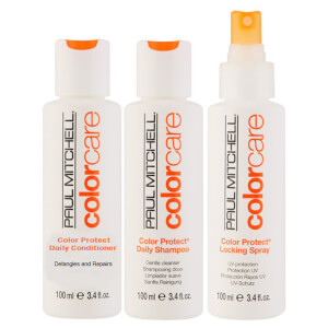 Paul Mitchell Stay Vibrant Color Care Trio Pack 3 x 100ml