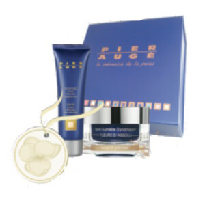Pier Auge Anti-Ageing Revitalizing Treatment And Facial Scrub Duo Pack