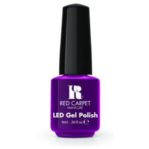 Red Carpet Manicure Gel Polish - #134 Plum Up The Volume 9ml