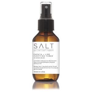 SALT Papaya + Lime Purifying Toner 100ml