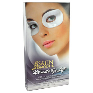 Satin Smooth Ultimate Collagen Eye Lift Masks
