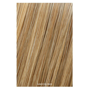Showpony Professional Clip In Hair Extensions Heat Resistant Synthetic Style 406 - Sandy Blonde 18 Inches