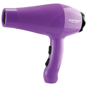 Silver Bullet City Chic Professional Hair Dryer - Violet