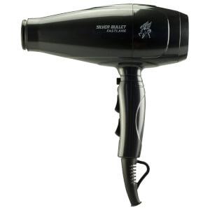 Silver Bullet Fastlane Professional Hair Dryer - Black