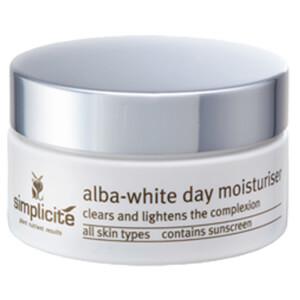 Simplicite Alba-White Day Moisturiser 55g