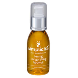 Simplicite Toning Invigorating Body Oil