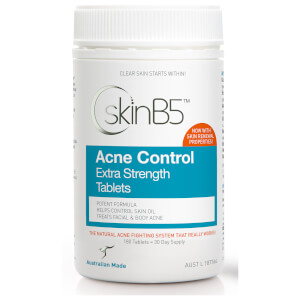 SkinB5 Acne Control Extra Strength Tablets x 180