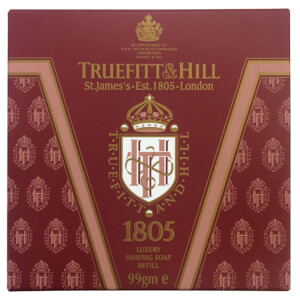 Truefitt & Hill Men's Shaving Soap Refill 1805 99g