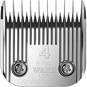 Wahl Competition Series Detachable Blade Set #4/8mm Skip Extra Coarse