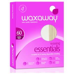 Waxaway Waxing Essentials Pack