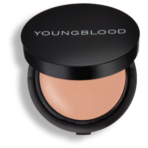 Youngblood Mineral Radiance Creme Powder Foundation - Honey 7g