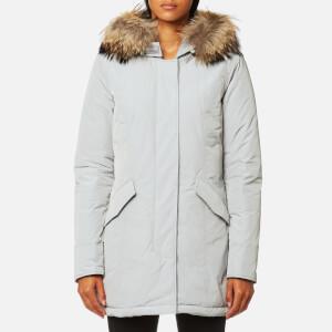 Woolrich Women's Luxury Arctic Parka - Drifter Grey