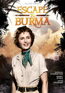 Escape to Burma (1955)