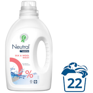 Neutral 0% Silk & Wool Liquid Laundry Detergent 1100ml