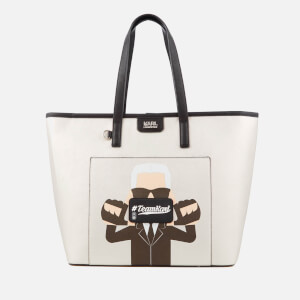 Karl Lagerfeld The Photographer Team Karl Shopper Bag - Multi
