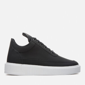 Filling Pieces Women's Dress Cup Low Top Trainers - Black