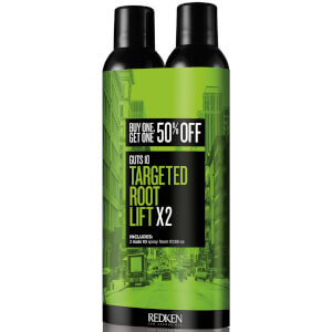 Redken Guts 10 Duo (2 x 10.58 oz)