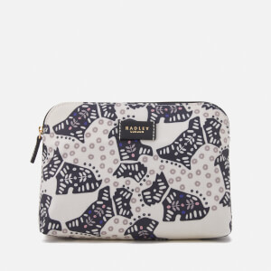 Radley Women's Folk Dog Medium Pouch Bag - Chalk