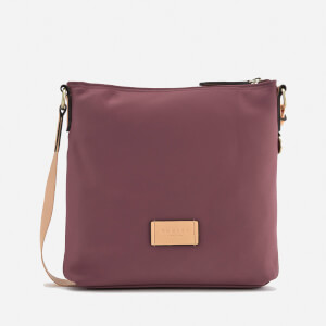 Radley Women's Pocket Essentials Small Ziptop Cross Body Bag - Heather Pink
