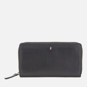 Joules Women's Fairford Leather Purse - Black