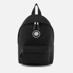 Versus Versace Women's Ribbon Small Nylon Backpack - Black