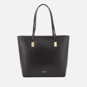 Ted Baker Women's Chelsey Charm Detail Large Shopper Bag - Black
