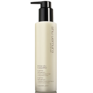 Shu Uemura Art of Hair Blow Dry Beautifier Thermo BB Serum (Fine to Medium Hair) 5 oz