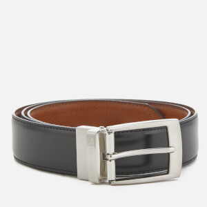 Ben Sherman Men's Sloane Reversible Belt - Black/Tan