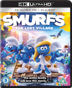 Smurfs: The Lost Village - 4K Ultra HD