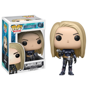 Valerian Laureline Pop! Vinyl Figure