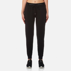 Koral Women's Station Sweatpants - Black
