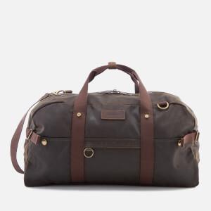 Barbour Men's Prestbury Holdall Bag - Olive