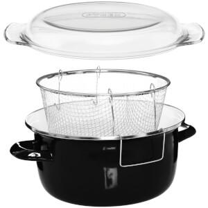 Premier Housewares Deep Fryer - Black