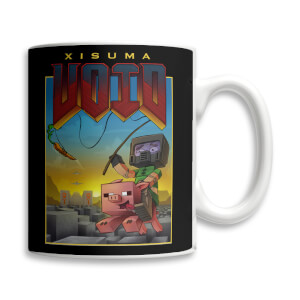 Xisuma DoomVoid III Wastelands Mug