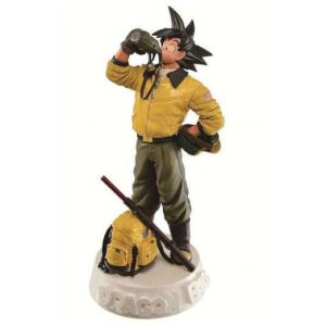 Dragon Ball SCultures Son Goku Figure - Special Color Version