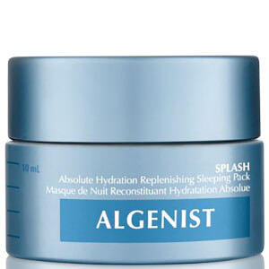 Masque de Nuit Reconstituant Hydratation Absolue ALGENIST SPLASH 10 ml