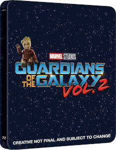 Guardians of the Galaxy Vol. 2 3D (Includes 2D Version) - Zavvi UK Exclusive Limited Edition Steelbook