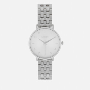 Nixon Women's The Arrow Watch - All Silver