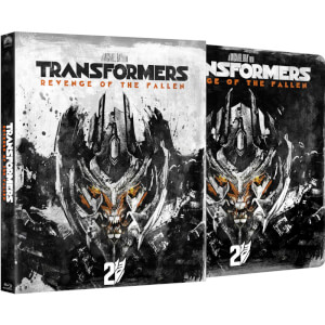 Transformers 2: Revenge Of The Fallen - Zavvi UK Exclusive Limited Edition Steelbook With Slipcase