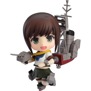 Figurine Nendoroid Kancolle Fubuki Kai-II - Kantai Collection