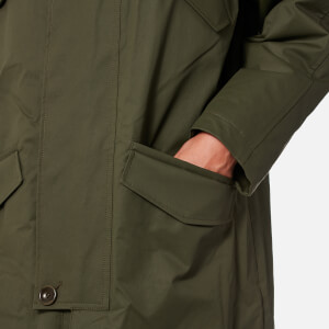 A.P.C. Women's Gloria Parka - Dark Green: Image 5