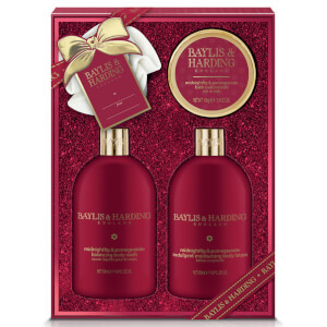 Baylis & Harding Midnight Fig and Pomegranate Benefit Set