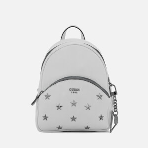 Guess Women's Bradyn Small Backpack - Stone