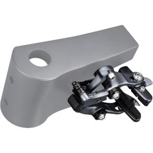 Shimano Ultegra BR-R8010 Bremssattel - BB / Kettenstrebendirektmontage - Rück