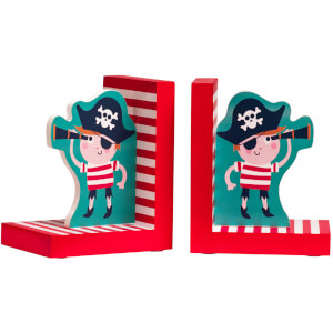 Premier Housewares Pirate Set of 2 Bookends