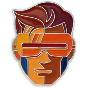 Mondo X-Men Cyclops Enamel Pin